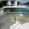59 Ferretti Flybridge Seating