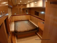 62 Power Cat Master Stateroom