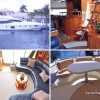 70 Azimut yacht for charter in Miami
