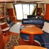 70 Azimut Dinette and Bar