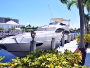70 Azimut Home Dock boat for charter