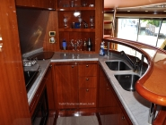 70 Azimut Galley