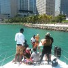 Filming Music Video on a Yacht in Miami