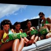 Commercial filmed on boat