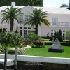 Elizabeth Taylor's Mansion on Star Island in Miami