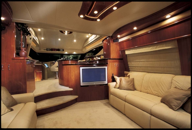 60 Luxury Yacht Charter In Miami For Rent